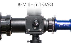 aader FlipMirror II (BFM II) mit Off-Axis-Guide