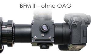 Baader FlipMirror II (BFM II) ohne Off-Axis-Guider