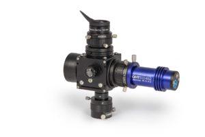 QHY 5-III-462C CMOS Kamera mit Baader FlipMirror II