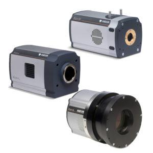 iKon CCD Serie von Andor: Hochwertige Kameras mit Shutter