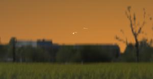 Die Venus kommt wieder!