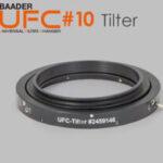 Der Baader UFC Tilter Adapter (Teil 10)