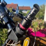 Testbericht: Der neue Baader SunDancer II H-Alpha Filter