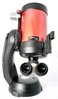 stereoskopische Beobachtung mit Aspheric-Okularen
