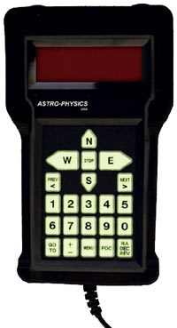 Astro Physics Keypad