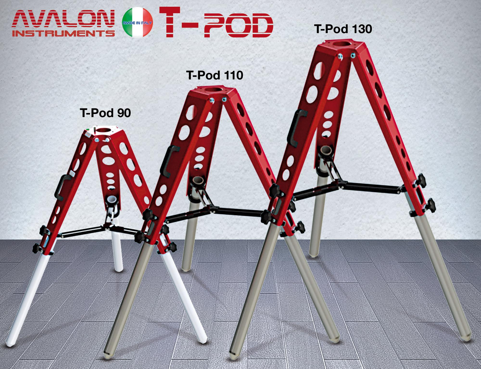 T-Pod Stative
