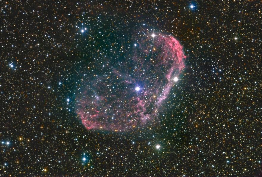 NGC 6888, Crescent Nebula