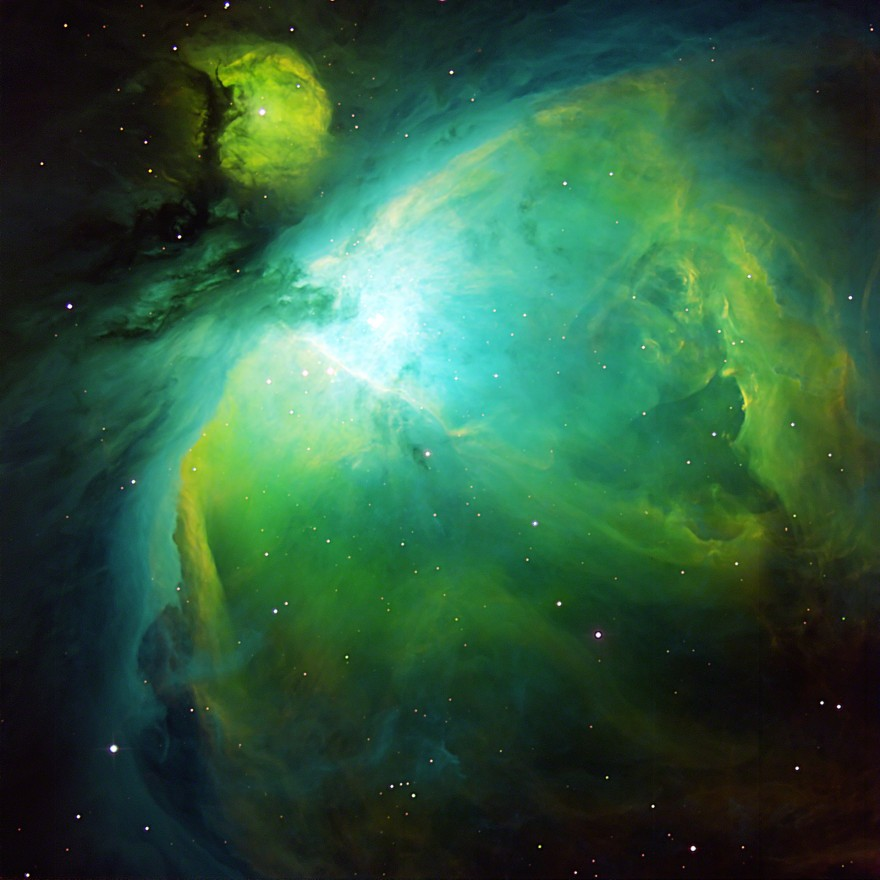 M 42, The Orion Nebula