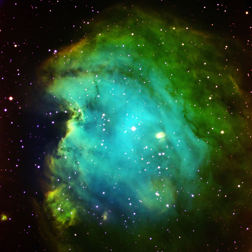 NGC 2175, Monkey Head Nebula
