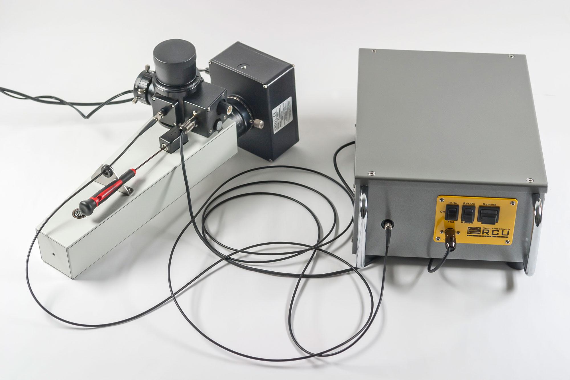 Baader BACHES Echelle-Spektrograf
