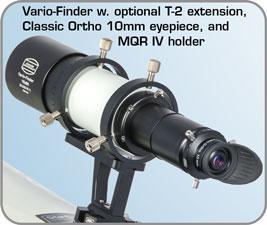 Vario Finder mit T-2 Verlängerung