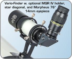 Vario Finder mit MQR IV Holder